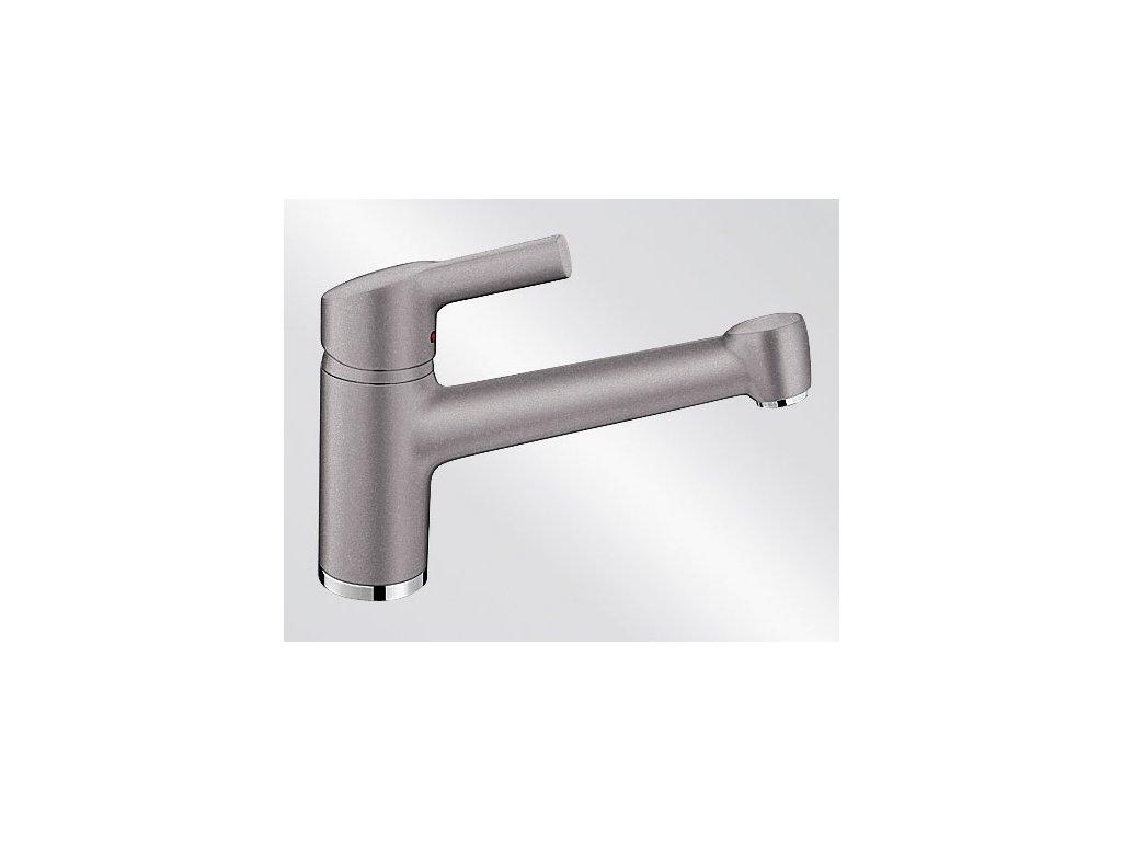 Blanco ELIPSO II Silgranit-look aluminium