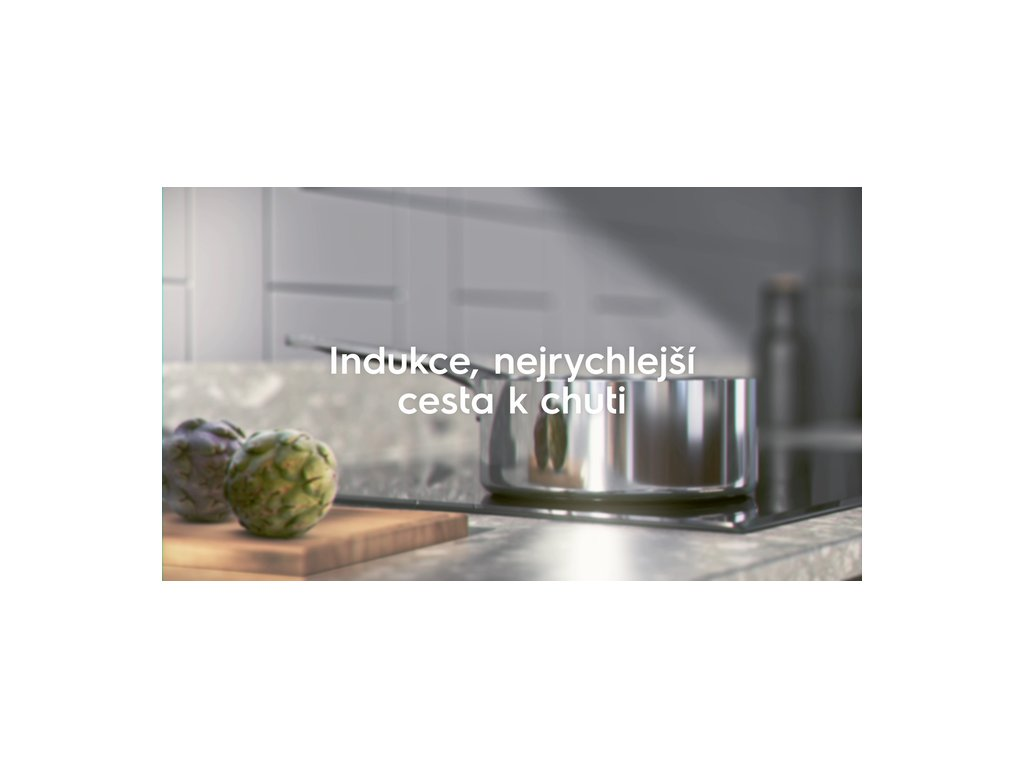 Electrolux, Varná deska indukční SenseBoil 60 cm EIS62443