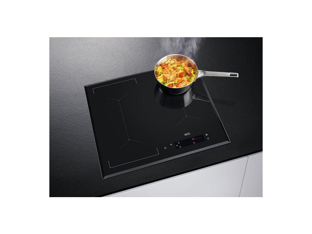 IAE64843FB                                                  Varná deska indukční SenseFry 60 cm
