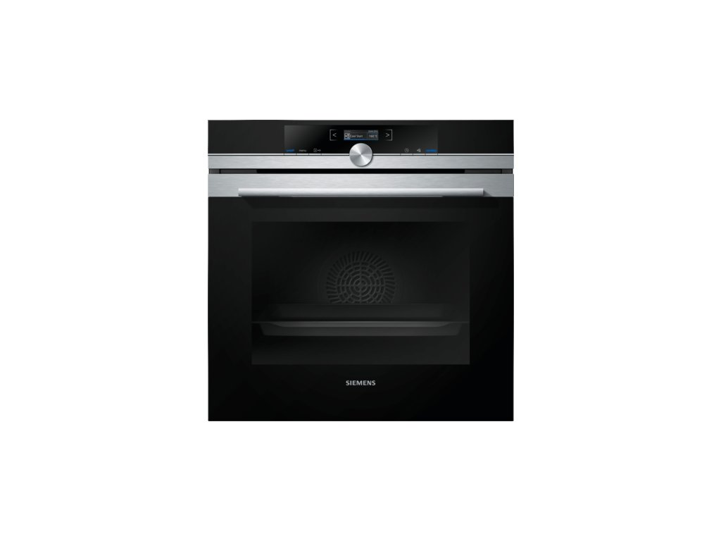iQ700 Vestavná pečicí trouba 60 x 60 cm nerez HB675G0S1
