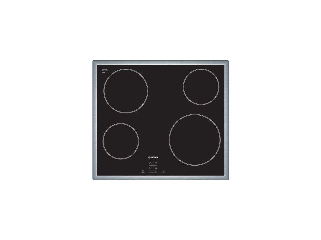 Serie   4 Elektrická varná deska 60 cm Černá PKE645D17E