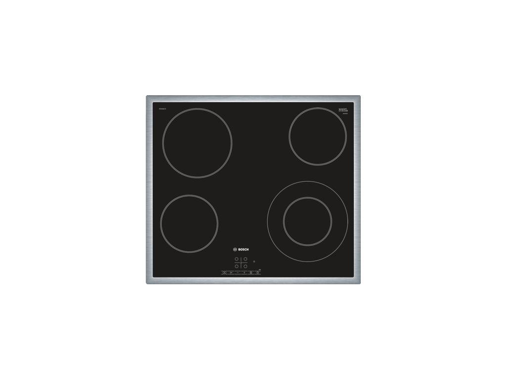 Serie   4 Elektrická varná deska 60 cm Černá PKF645B17E