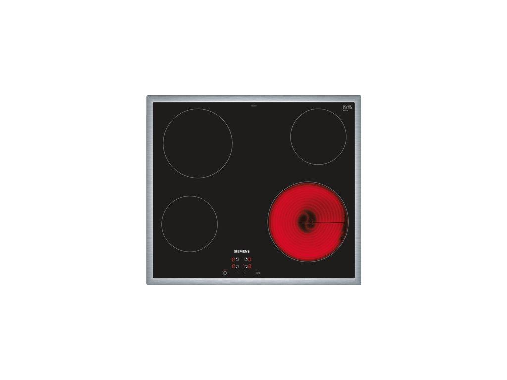 iQ100 Elektrická varná deska 60 cm Černá ET645HE17