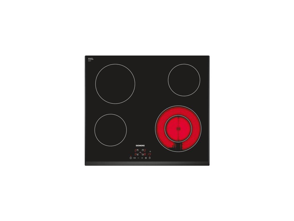 iQ300 Elektrická varná deska 60 cm Černá ET651BF17E