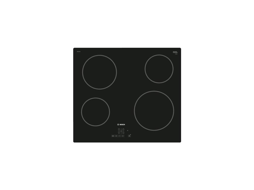Serie   4 Elektrická varná deska 60 cm Černá PKE611B17E