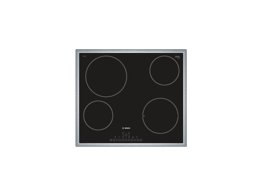 Serie | 6 Elektrická varná deska 60 cm Černá PKE645FP1E