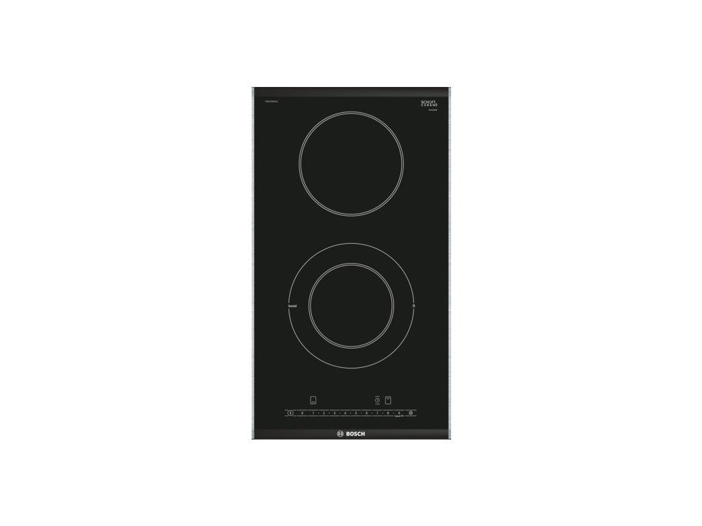 Serie | 6 Domino elektrická varná deska 30 cm Černá PKF375FP1E