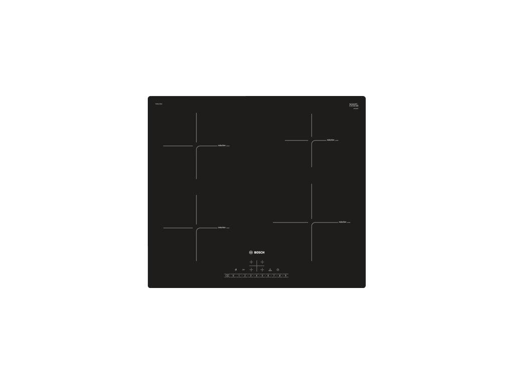 Serie   6 Indukční varná deska 60 cm Černá PUE611FB1E