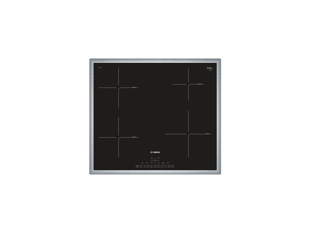 Serie   6 Indukční varná deska 60 cm Černá PIE645FB1E
