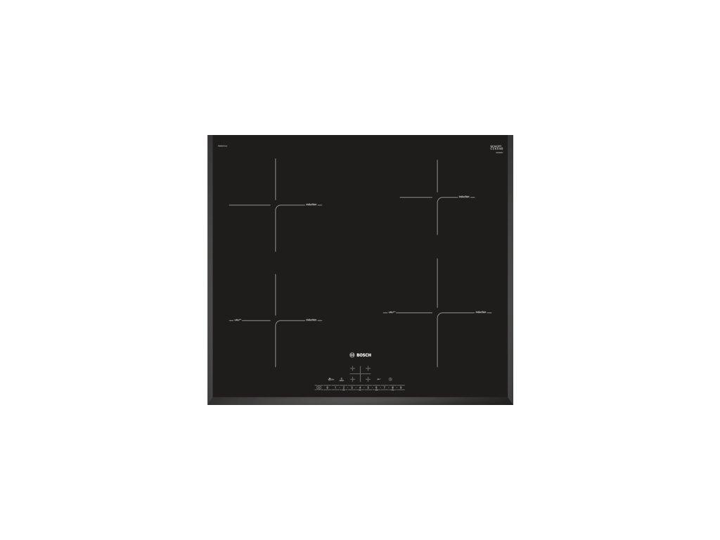 Serie | 6 Indukční varná deska 60 cm Černá PIE651FC1E