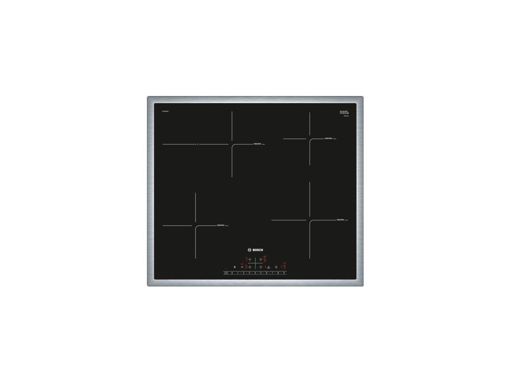 Serie | 6 Indukční varná deska 60 cm Černá PIF645FB1E