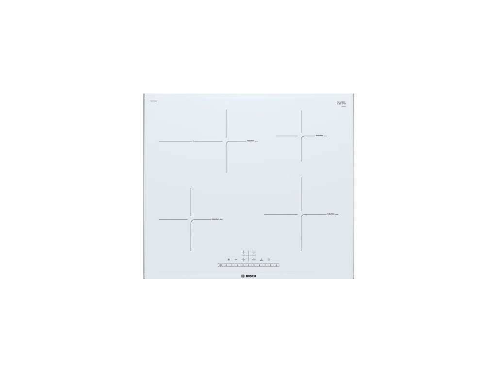 Serie | 6 Indukční varná deska 60 cm Bílá PIF672FB1E