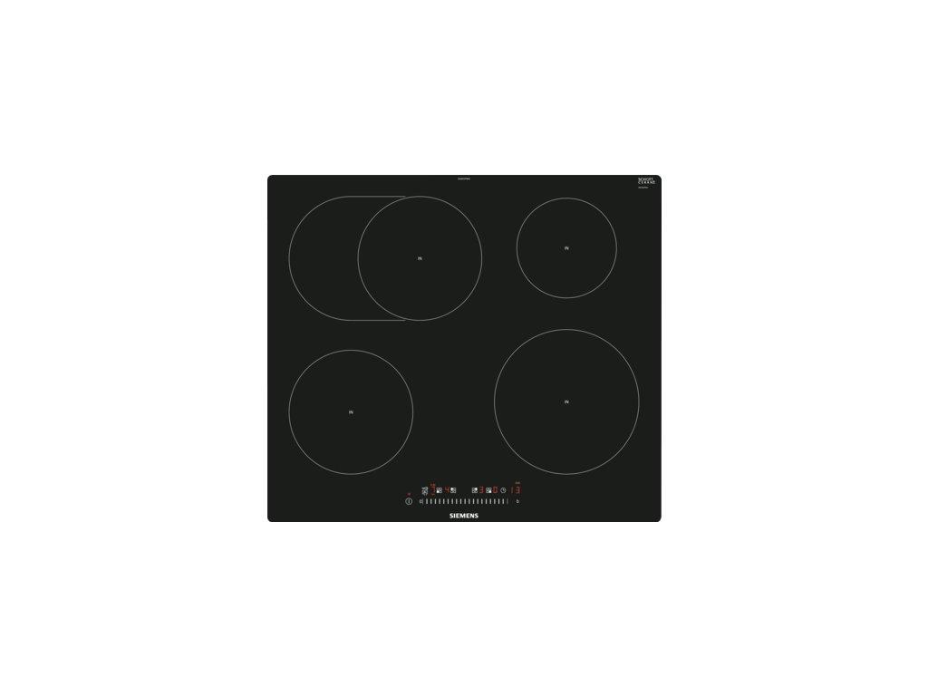 iQ300 Indukční varná deska 60 cm Černá EH601FFB1E