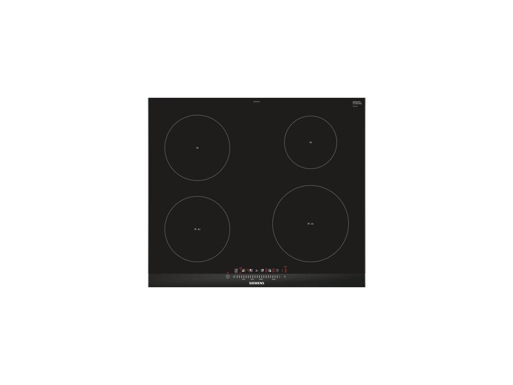 iQ100 Indukční varná deska 60 cm Černá EH675FEC1E