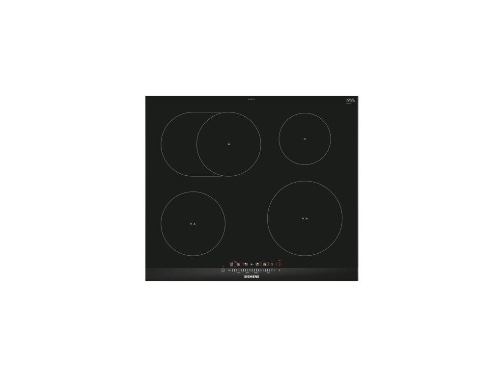 iQ300 Indukční varná deska 60 cm Černá EH675FFC1E