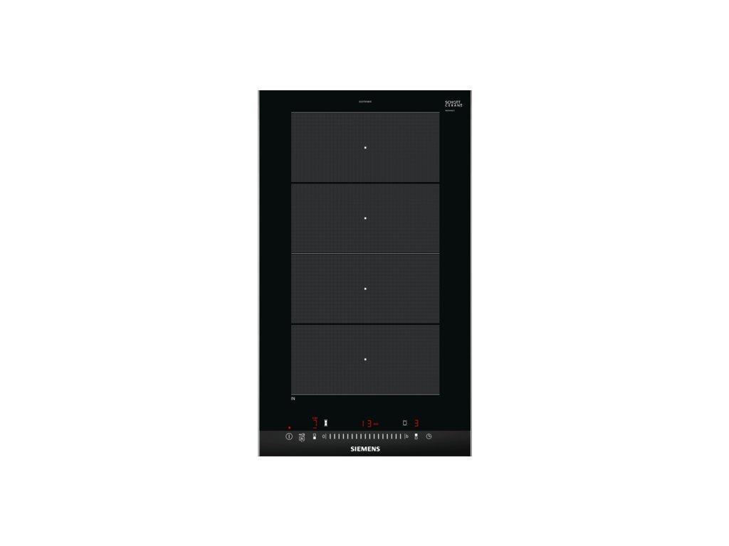 iQ700 Flex indukční varná deska 30 cm Černá EX375FXB1E