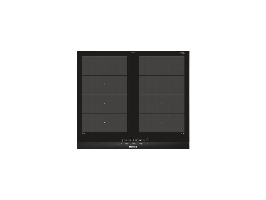 iQ700 Indukční varná deska 60 cm Černá EX675FXC1E