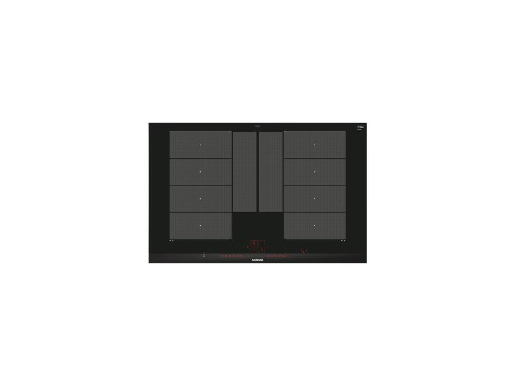 iQ700 Indukční varná deska 80 cm Černá EX875LYC1E