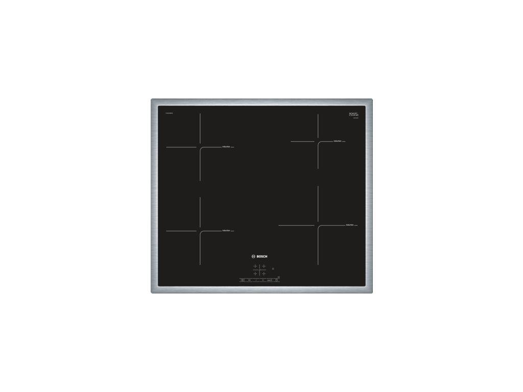 Serie | 4 Indukční varná deska 60 cm Černá PUE645BB1E