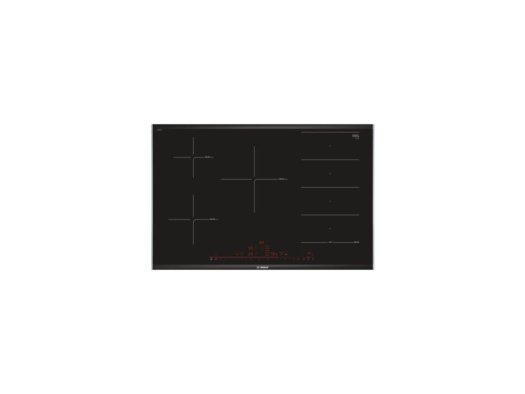 Serie | 8 Indukční varná deska 80 cm Černá PXV875DC1E