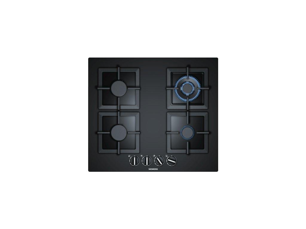 iQ500 Plynová varná deska 60 cm Tvrzené sklo, Černá EP6A6HB20