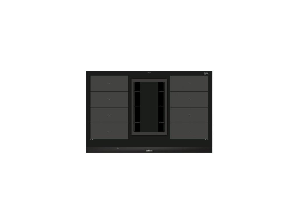 iQ700 Indukční varná deska s odsáváním 80 cm EX875LX34E