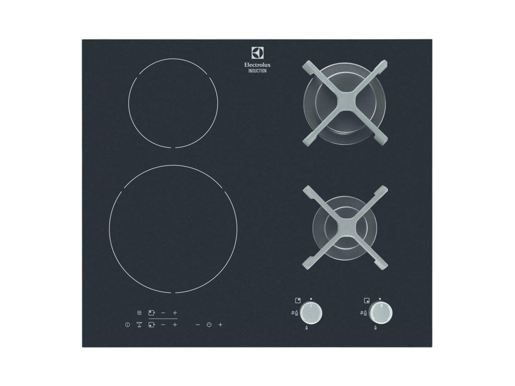 Electrolux, Varná deska kombinovaná 60 cm EGD6576NOK
