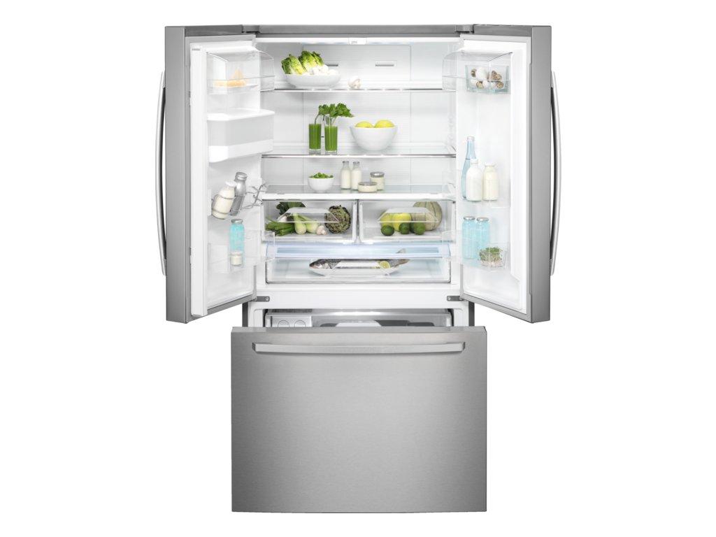 EN6086JOX                                                  Vícedveřová chladnička NoFrost