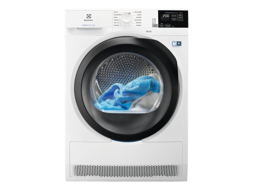 EW8H458BC                                                  Sušička prádla PerfectCare 800
