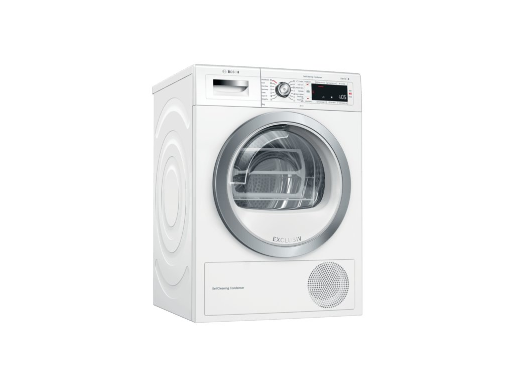 Serie | 8 Sušička prádla s tepelným čerpadlem 8 kg WTW85590BY