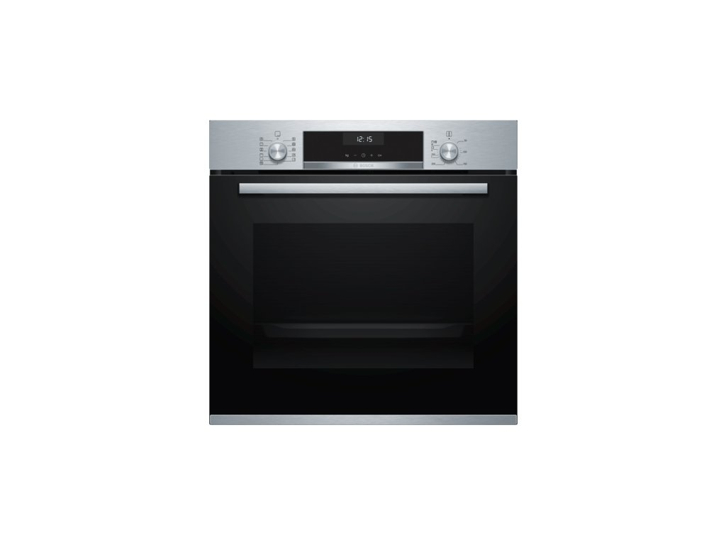Serie | 6 Vestavná pečicí trouba 60 x 60 cm nerez HBA5577S0