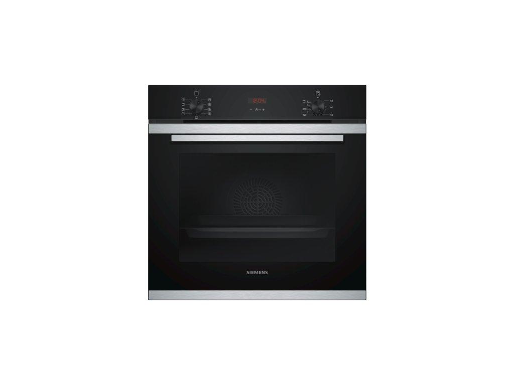 iQ300 Vestavná pečicí trouba 60 x 60 cm HB214ABR0