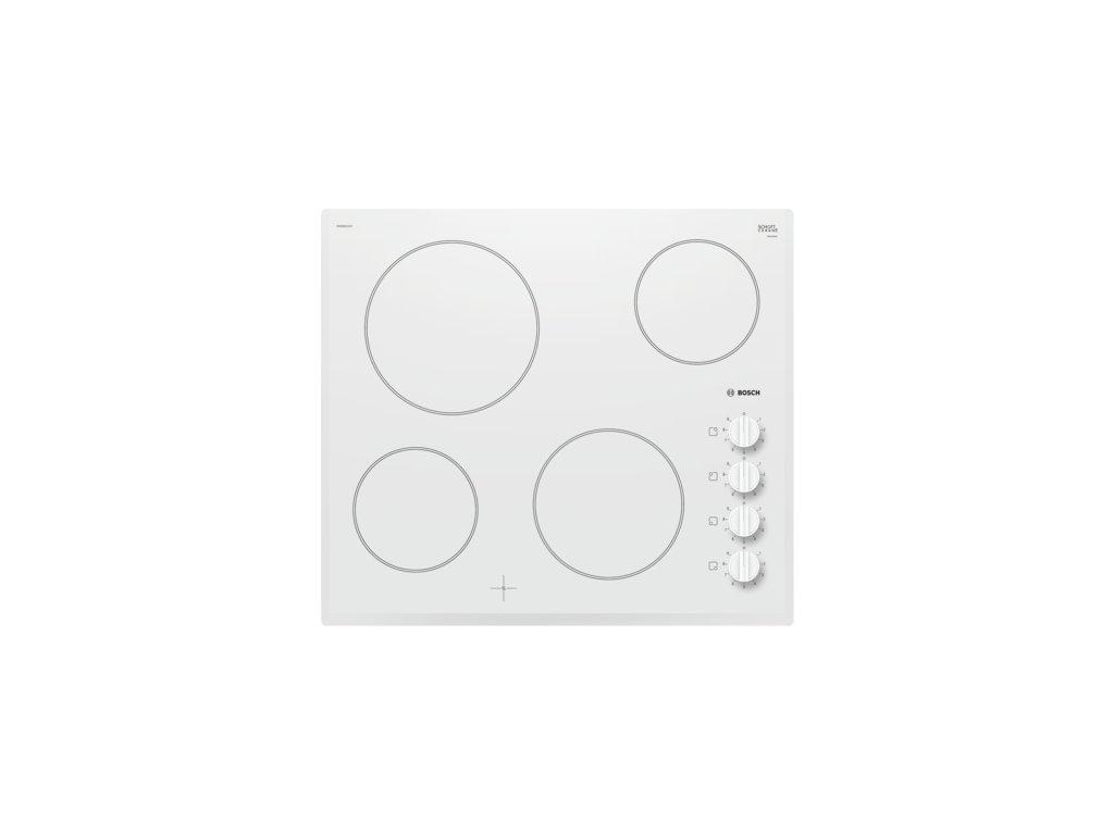 Serie | 2 Elektrická varná deska 60 cm Bílá PKE652CA1E