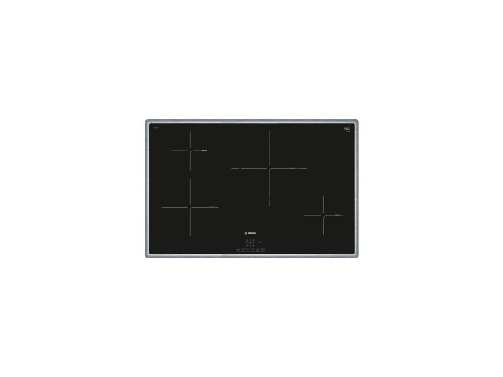 Serie | 4 Indukční varná deska 80 cm Černá PIE845BB1E