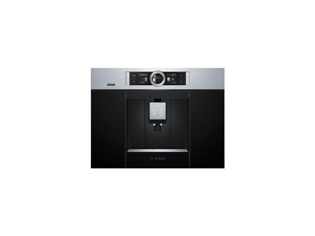 Serie | 8 Vestavný plně automatický kávovar Nerez CTL636ES6