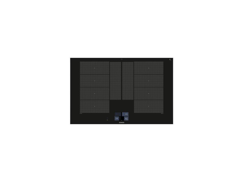 iQ700 Indukční varná deska 80 cm Černá EX875KYW1E