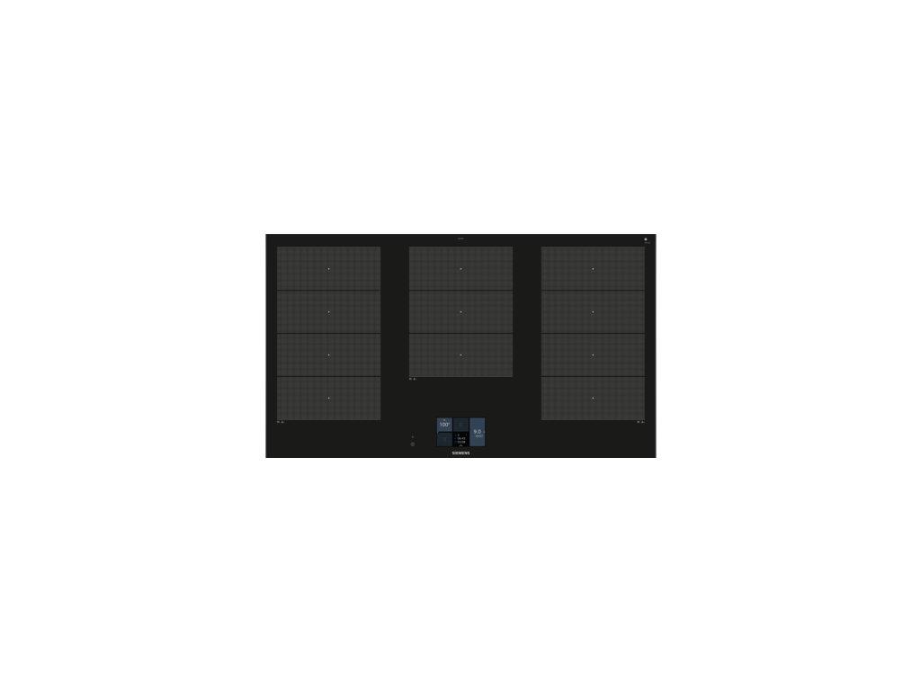 iQ700 Indukční varná deska 90 cm Černá EX975KXW1E