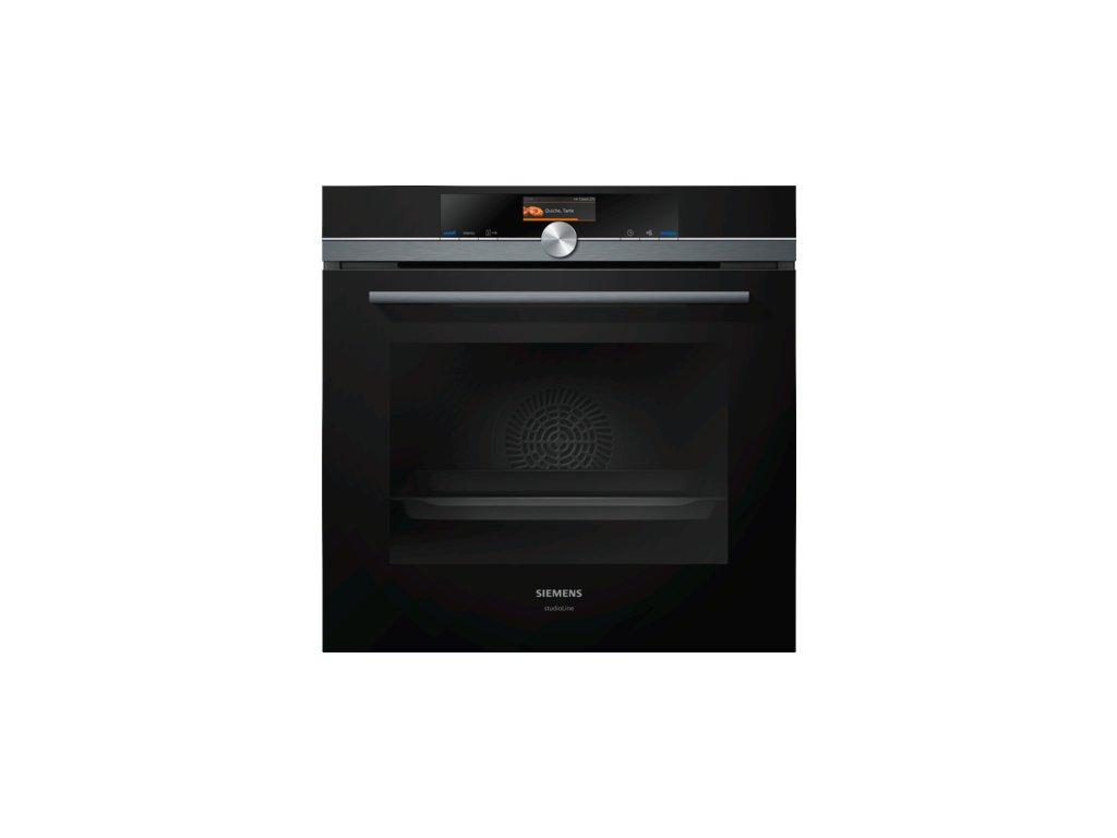 iQ700 Vestavná pečicí trouba 60 x 60 cm HB836GVB6
