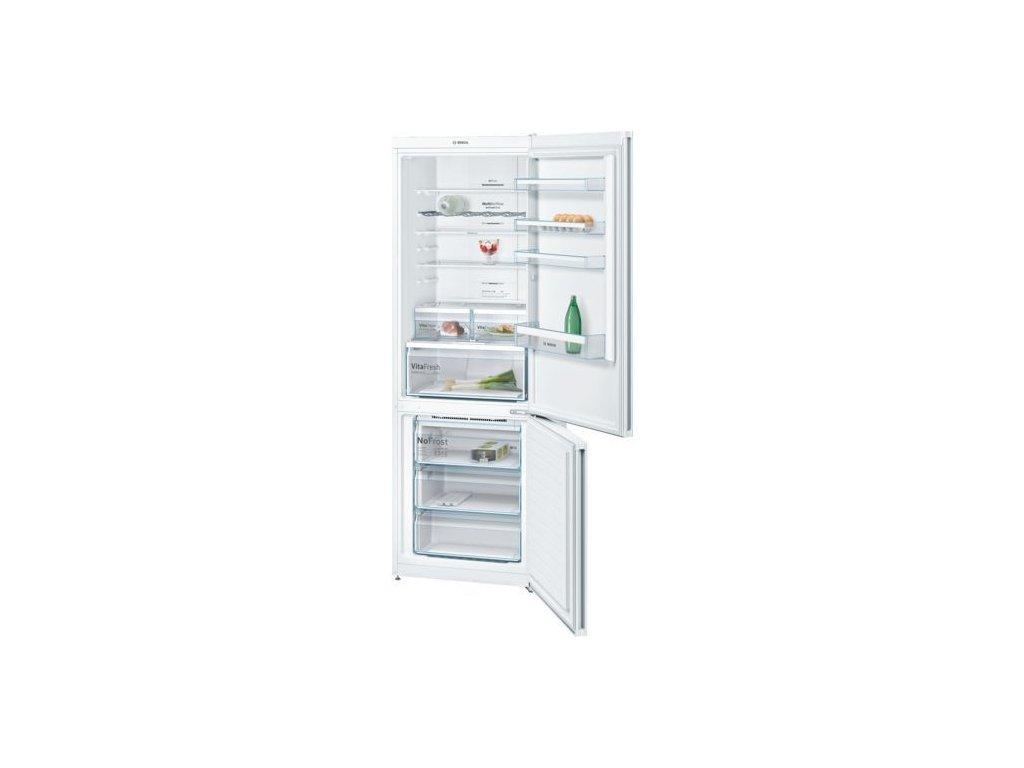 BOSCH, Kombinace chladnička/mraznička KGN49XW30