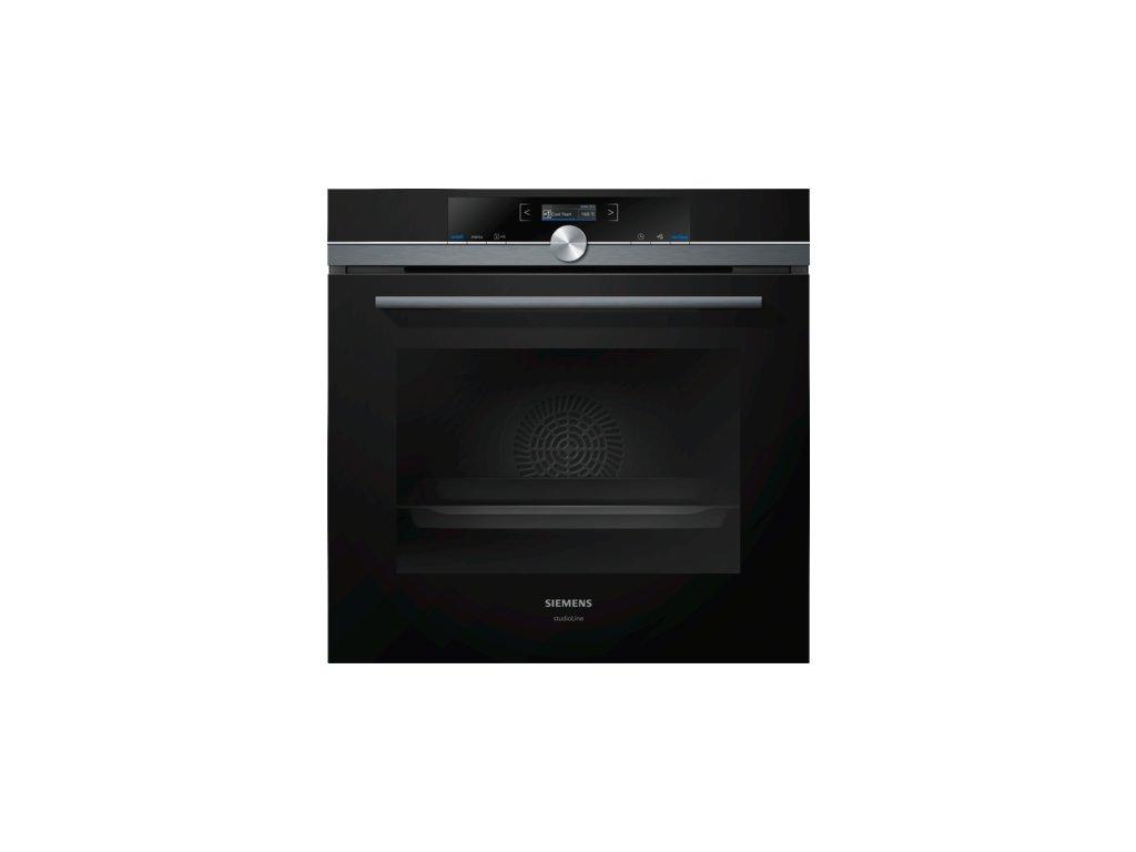 iQ700 Vestavná pečicí trouba 60 x 60 cm HB835GVB1