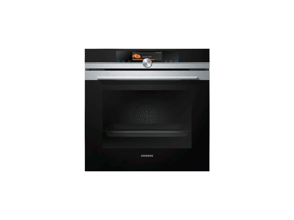 iQ700 Vestavná pečicí trouba 60 x 60 cm nerez HB678GBS6