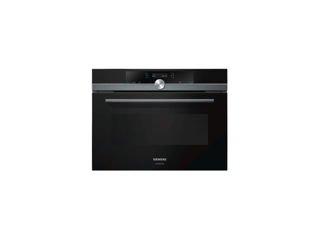 iQ700 Vestavná mikrovlnná trouba 60 x 45 cm černá CF834AGB1