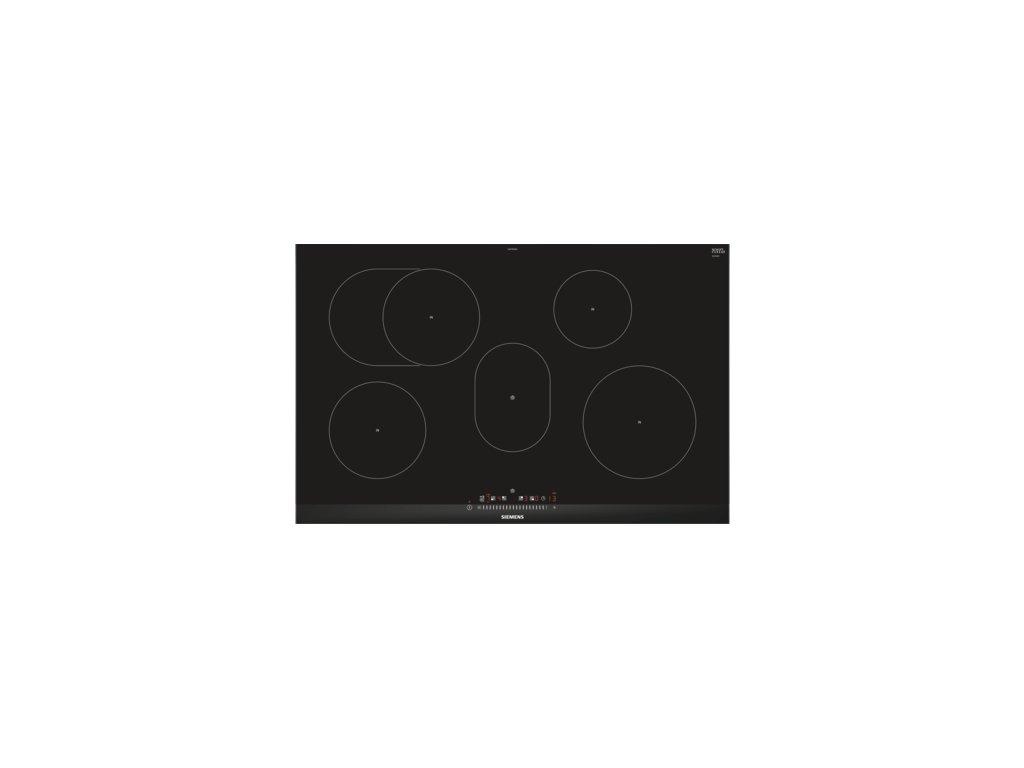 iQ300 Indukční varná deska 80 cm Černá EH875FFB1E