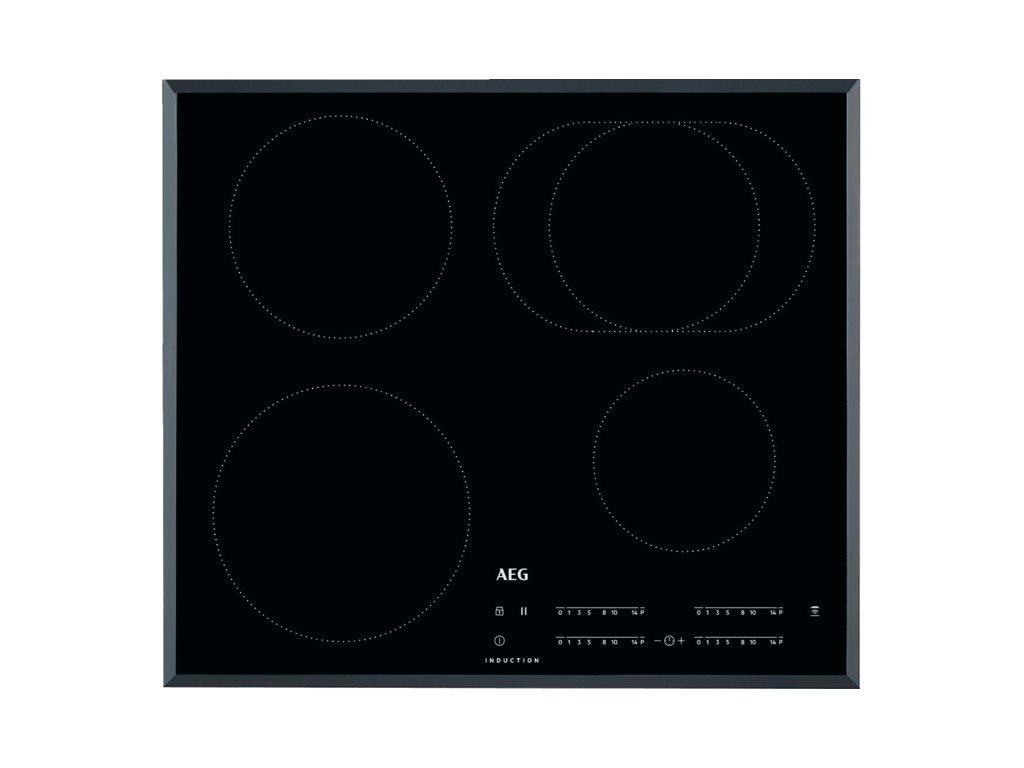 AEG, Varná deska indukční základní indukce 60 cm IKB64413FB