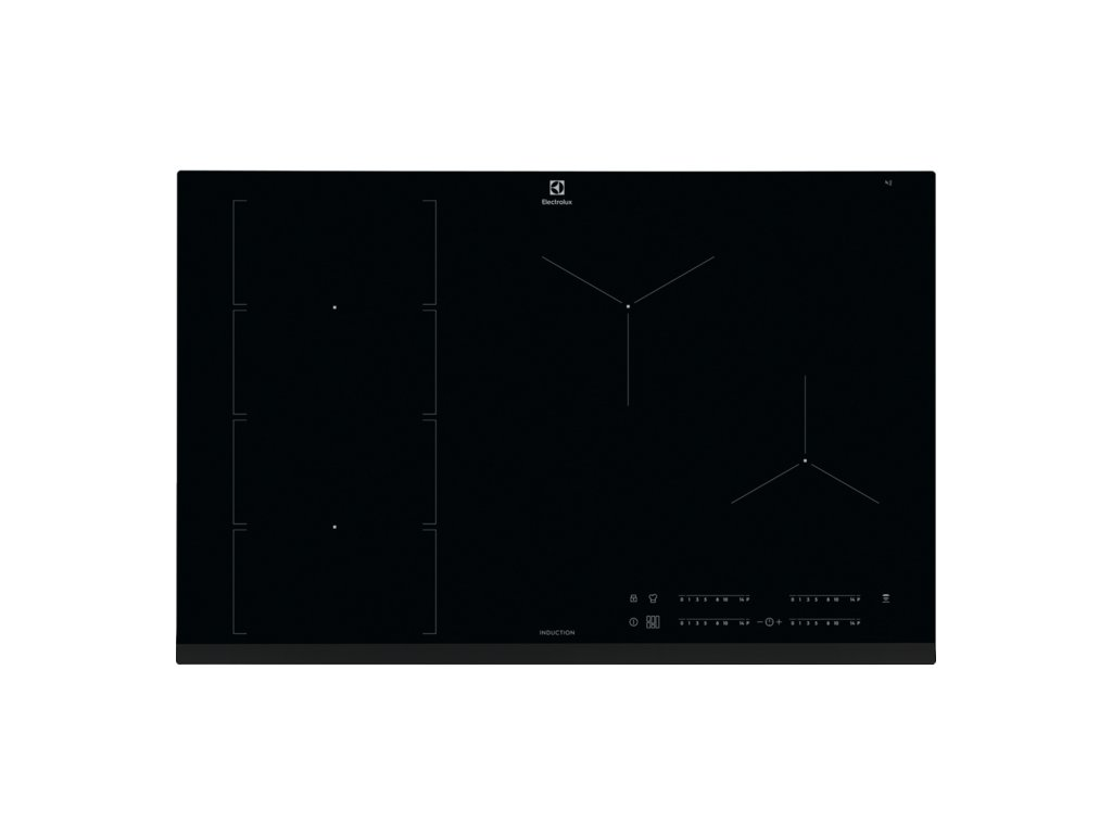 EIV854                                                  Varná deska indukční FlexiBridge 80 cm
