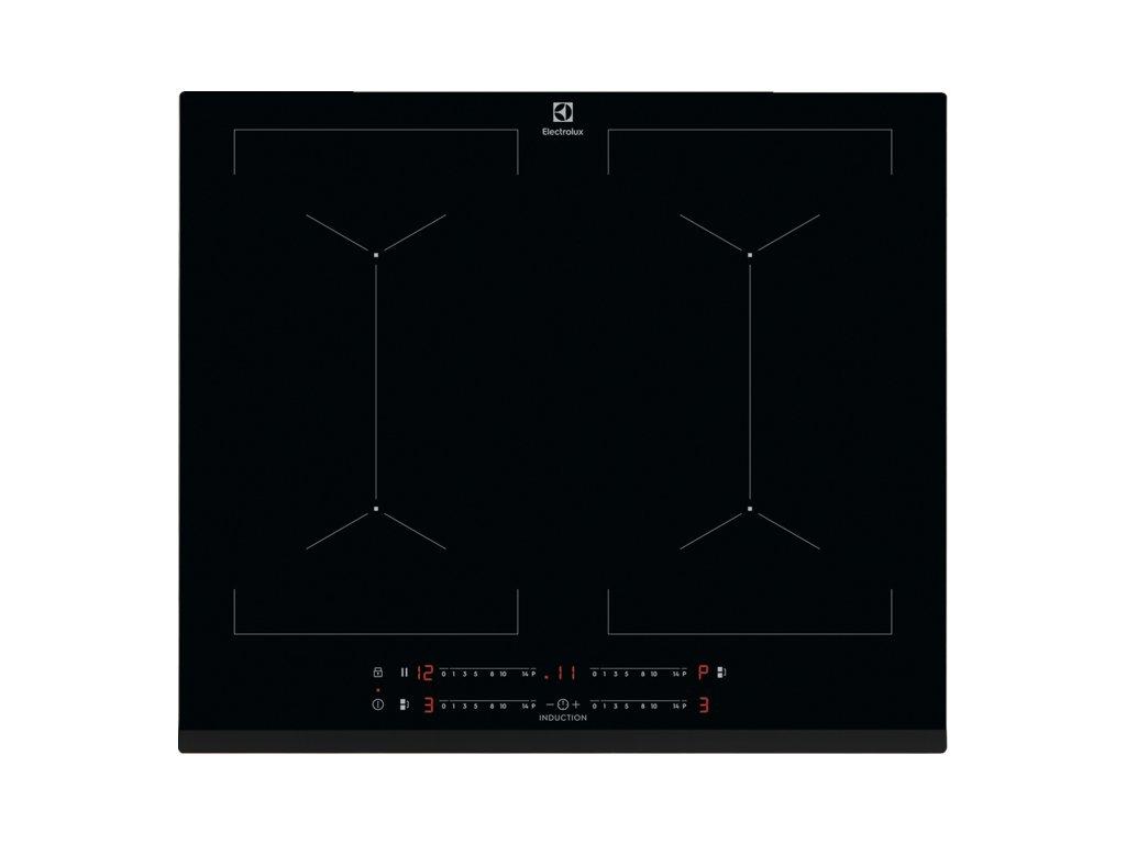 Electrolux, Varná deska indukční 2x Bridge 60 cm EIV644