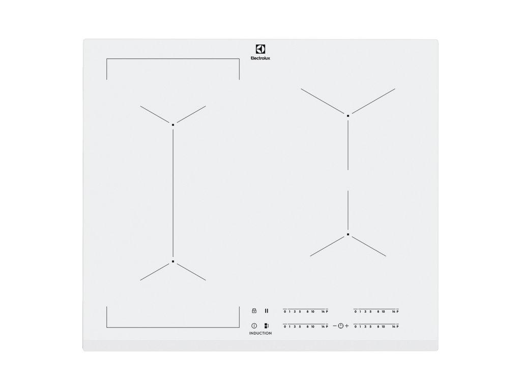 EIV63440BW                                                  Varná deska indukční Bridge 60 cm