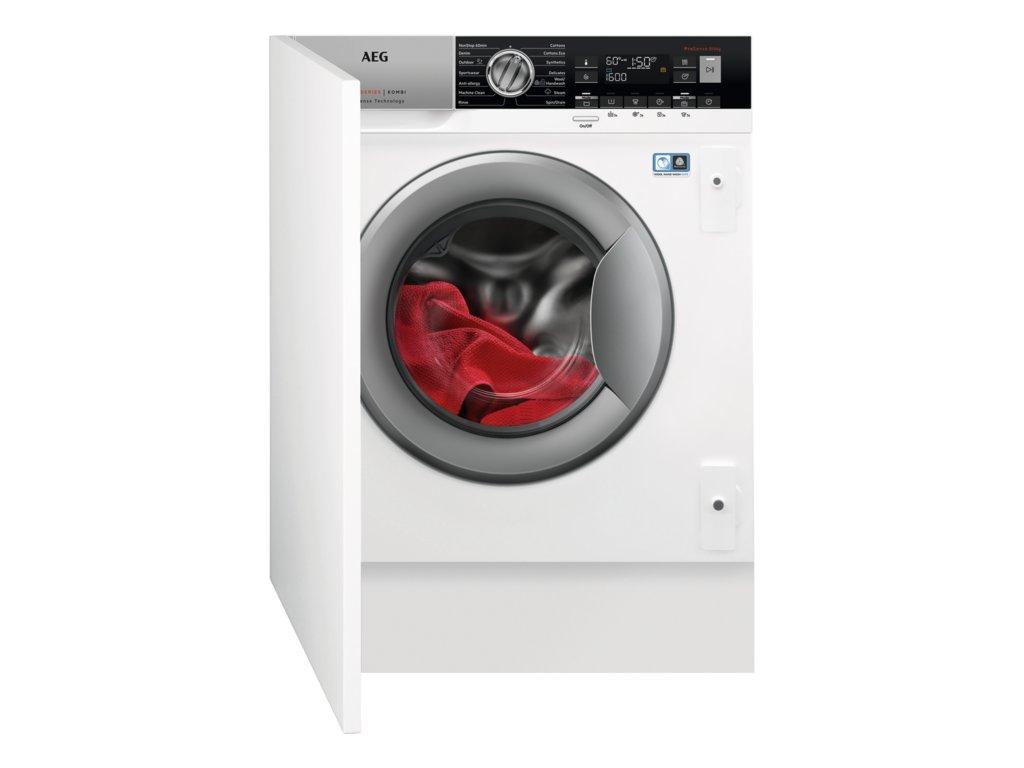 L8WBE68SI                                                  Vestavná pračka se sušičkou