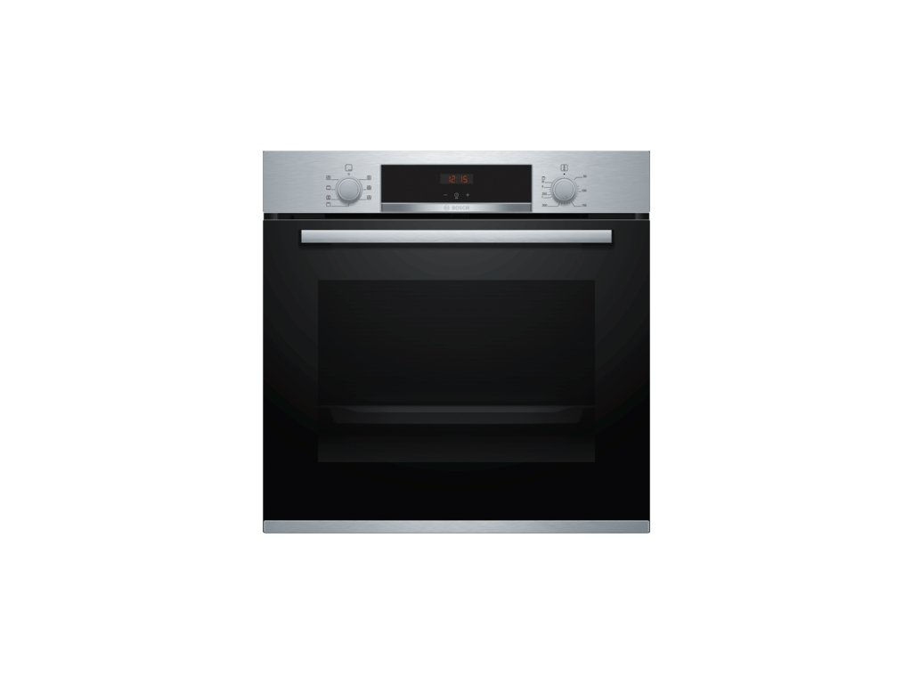 Serie | 4 Vestavná pečicí trouba 60 x 60 cm nerez HBA513BS1