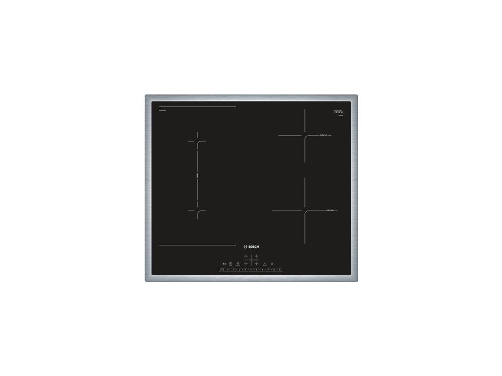 Serie   6 Indukční varná deska 60 cm Černá PVS645FB5E